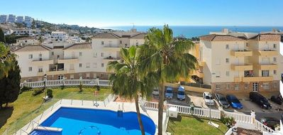 Photo for Ground floor with garden terrace in Riviera del Sol