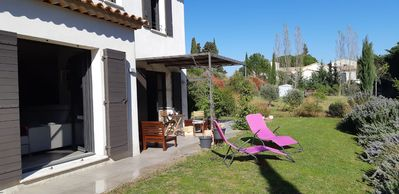 Photo for 1BR Bed & Breakfast Vacation Rental in Pujaut, Occitanie