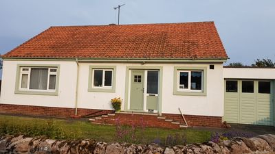 Photo for 3 Bed Cottage, SUMMER HOLS REDUCED IN PRICE. Dogs v.welcome , large garden.