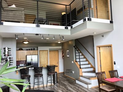 Modern Loft Condo in the heart of Milwaukee's blossoming Bayview Community