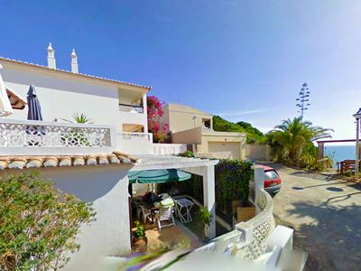 Photo for T3 Gemeas Apartment , 20 meters from the beach of Olhos de Agua