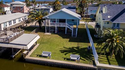 Eazy Breezy | Fish On! | Canal home in Sea Isle!