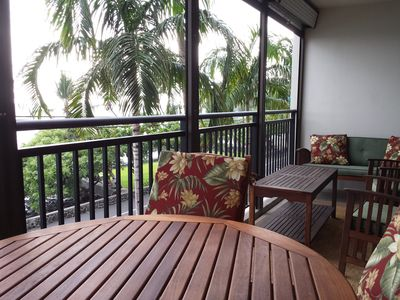 Photo for Oceanfront with Endless Ocean View, Gorgeous sunsets,  WiFi, and King Bed