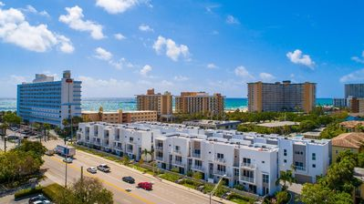 Photo for Affinity Breeze - Modern Townhome Across From Beach And Cafes