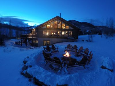 Photo for Welcome to Mount Crested Butte's Favorite Vacation Rental Home