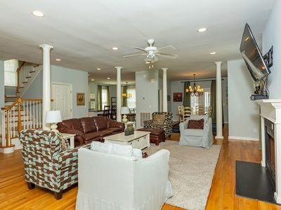 Photo for Elegant Abode w/ Access to Amenities