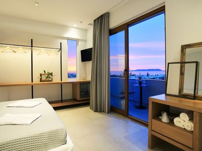 Photo for Modern  Suite with sea view