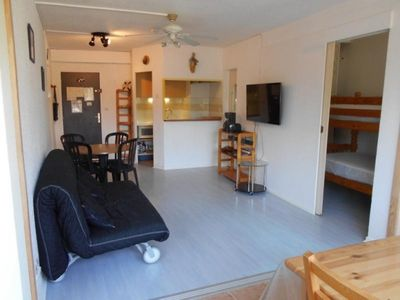 Photo for Apartment Port Camargue, 1 bedroom, 6 persons