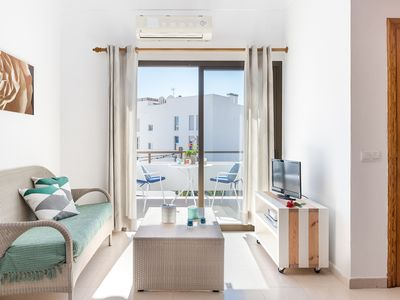 Photo for Penthouse B with community pool in Port Pollensa