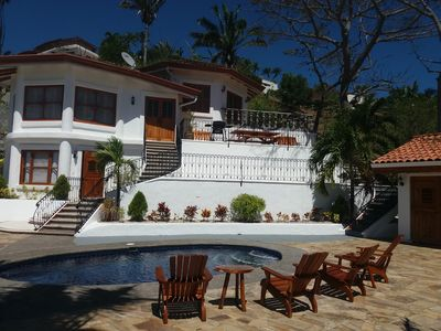 Photo for Fully furnished and recently renovated house with ocean and mountain view.