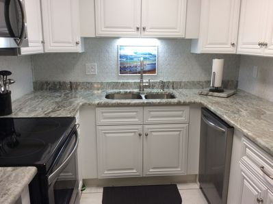 Newly remodeled Kitchen complete for your stay