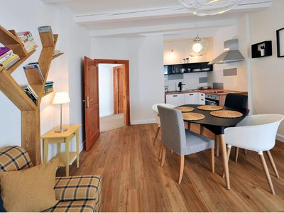 Photo for Holiday apartment with WiFi and sauna