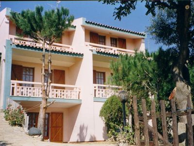 Photo for Solanas-Villasimius: house with a splendid view 300 meters from the beach