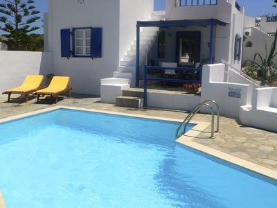 Photo for Kamari Villa- G With Private Swimming Pool