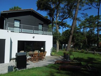 Photo for Hossegor - Splendid semi-detached house by the garage, located in a privileged environment close...