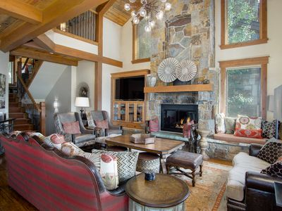 Photo for Moose Peak, upscale townhome walking distance to the Gondola, a stunning 4BD 5.5BA