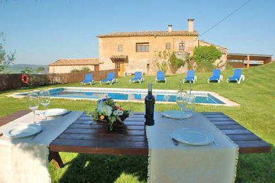 Casa Miró is a wonderful holiday home situated very peacefully and idyllic