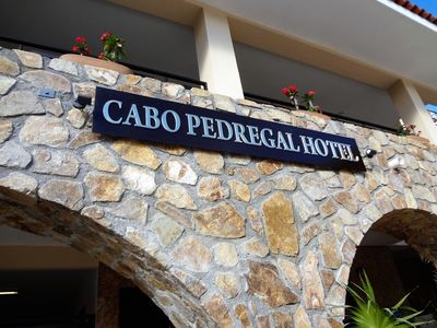 Photo for Cabo Boutique Condos sleep 16 at Cabo Pedregal Condos with FREE Group Transfers