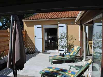Photo for HOLIDAY PAVILION SEASIDE SOUTH VENDÉE 2 to 4 people