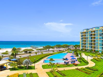 Photo for Gorgeous 4 bedroom for 12 ocean view villa!