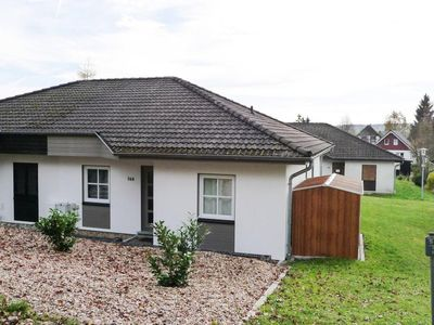 Photo for Semi-detached house Leoni, Frankenau  in Hessisches Bergland - 6 persons, 3 bedrooms