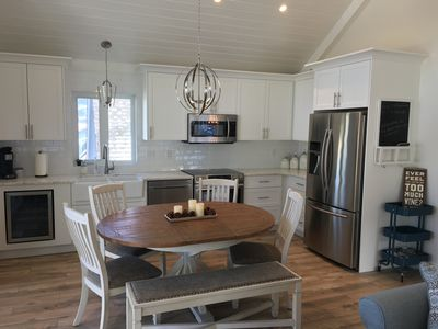 Photo for Blue Canoe Cottage! Brand new, sleeps 8! La Casa Lakeside Resort