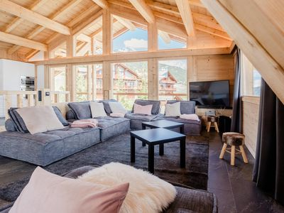 Photo for Chalet Cerf Blanc - NEW 350 m² - 6 bedrooms - ideal 12 to 15 people