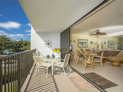 Photo for Large and open 2 bdrm Ocean View condo, sleeps 6. #302