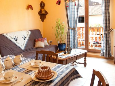 Photo for Comfortable cottage near Strasbourg and the wine route. Parking / ANCV / Wifi