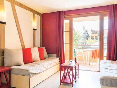 Photo for Residence Pierre & Vacances Le Clos d'Eguisheim **** - 2 room apartment 4/5 people superior