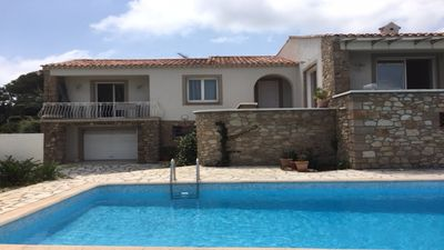 Photo for Villa with pool 50 Meters from the sea