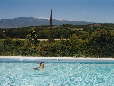 Photo for 3BR House Vacation Rental in Mormoiron, Provence-Alpes-Côte-D'Azur