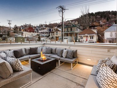 Photo for Parkite on Main | Close to Skiing & Night Life | Private Hot Tub | Concierge