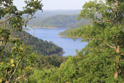 Lake views of Broken Bow Lake