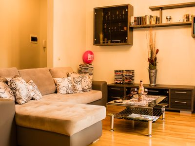 Photo for Luxury 2RM apartment- in the city center, 500m to the Old Town