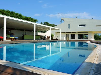 Photo for Executive villa with private heated pool.