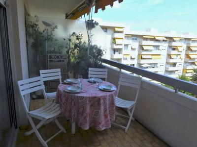 Photo for Apartment Les Jardins de Gorbella  in Nice, Cote d'Azur - 4 persons, 2 bedrooms