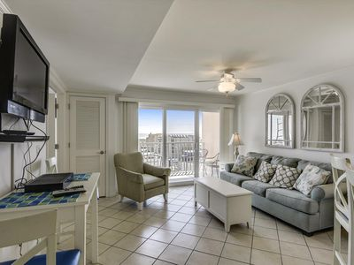 Photo for Ocean View on Your Balcony - Indoor Pool, Next to Conv Center!