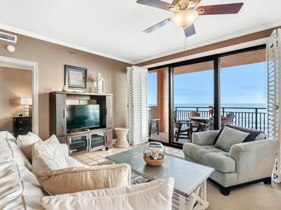 603C - Stunning 2BR Beach Front Condo!  Updated Fall 2019!
