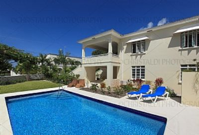 Photo for Luxury Villa With Private Pool, Two Minutes To Beach, 4 Bedroom With 3 Bathrooms