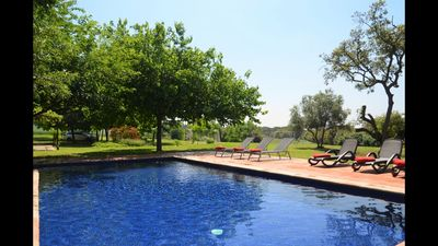 Photo for 6 bedroom Villa, sleeps 12 in Vilademuls with Pool and WiFi