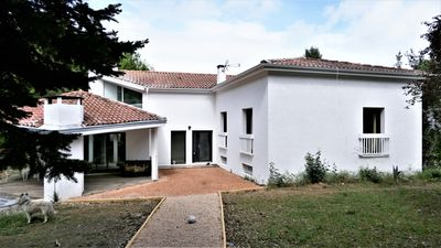 Photo for ARCHITECT VILLA NEAR TOULOUSE IN FOREST BORDER