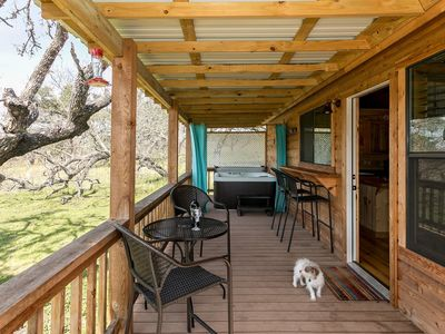 Photo for Nick's Cabin | Hot Tub | Pet-Friendly