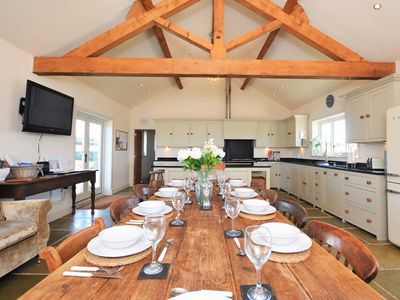 Photo for 5 bedroom Barn in Cemaes - CAEMR