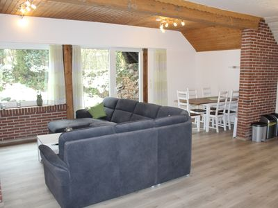 Photo for Quiet and comfortable 4-star apartment in the UNESCO Geopark Vulkaneifel