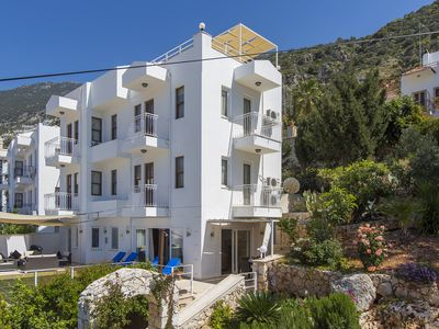 Photo for Large Villa In Kalkan Old Town Villa 100m From Beach.