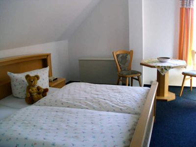 Photo for Room 2 (DZ) - family-friendly guesthouse with leisure activities