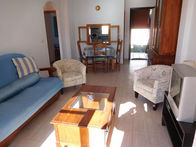 Photo for Apartment naturist area, 2 / 4persons, 2bedrooms, 1bain, south orient