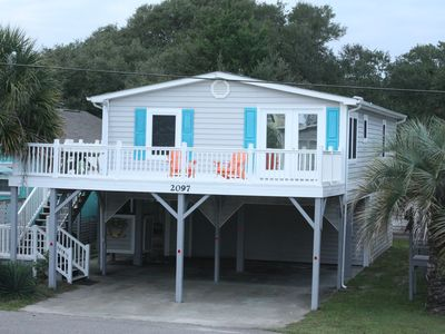 Photo for Beach House at Oceanside Village with A View of the Ocean