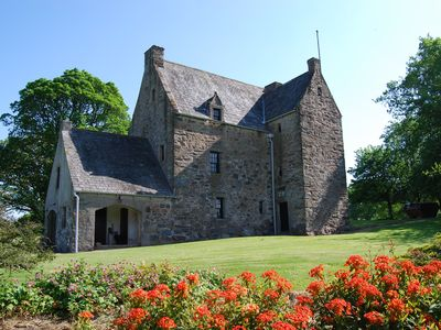Photo for Historic and secluded 17th Century Castle located in private Scottish estate